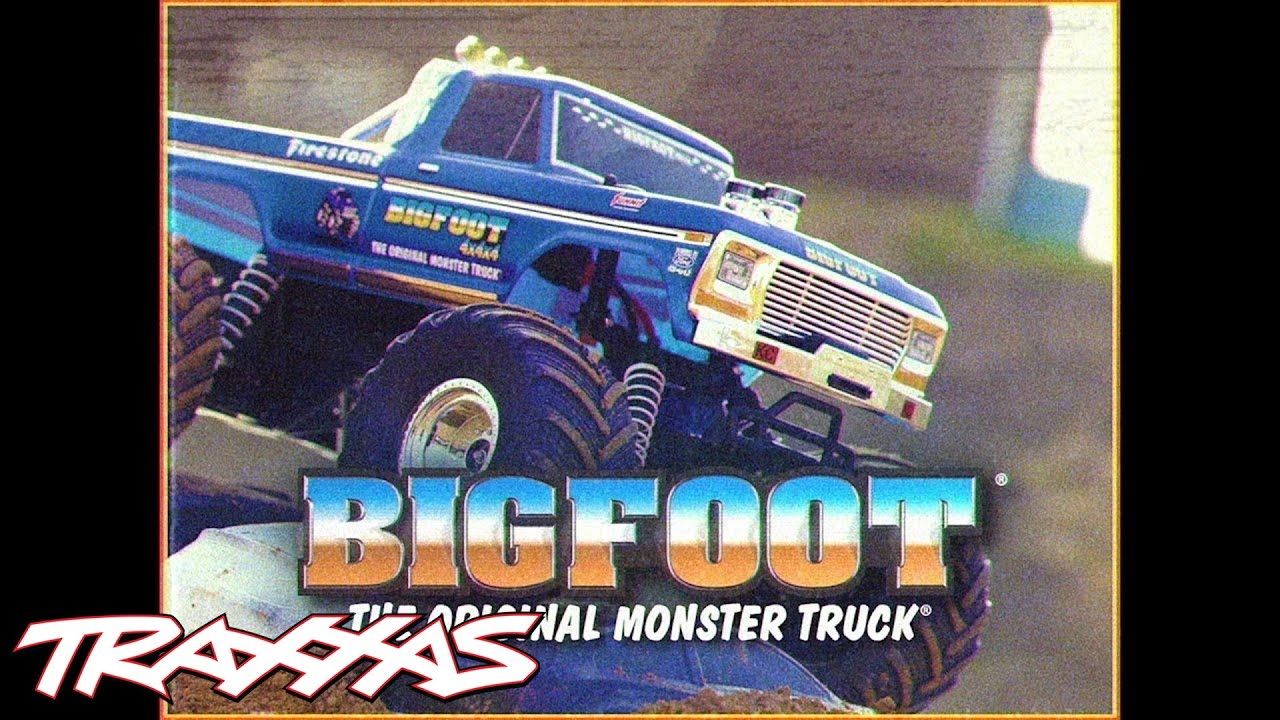Bigfoot No. 1: The Original Monster Truck | Traxxas