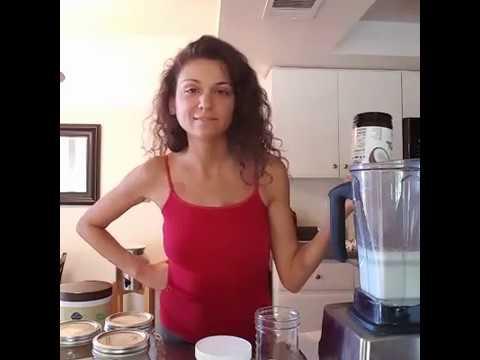 Raw Vegan Power Drink
