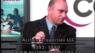 """Acclaim Business Suites """"9 Minutes of Fame"""""""