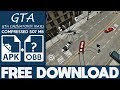 How To Download GTA: Chinatown Wars Apk Mod Data Free Full Game 2019