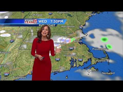 Mild Temps Today But Snow In Forecast