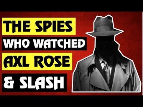 Guns N' Roses: The Time GNR's Manager Hired Spies for Axl And Slash