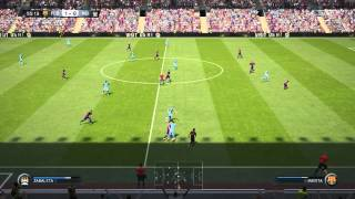 Fifa 15 ( PC ) Demo - Gameplay 1080p Ultra Settings