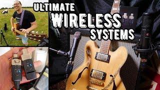 Ultimate Wireless Systems | Xvive U3 U3C U2 Microphone Wireless System | FULL REVIEW