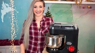 Küchenmaschinen Unboxing - Bodum Bistro Maschine - Erster Eindruck - Kuchenfee