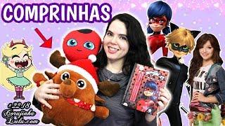 COMPRINHAS de Miraculous LADYBUG + Disney SOU LUNA + Star + KAWAII