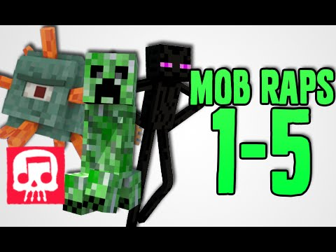 Mob Rap 1-5 All Parts! by JT Machinima | Official |