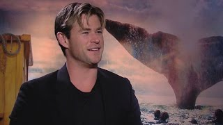 Chris Hemsworth's Daily Diet for 'In the Heart of the Sea'? An Egg, Crackers & Celery