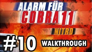 Alarm Für Cobra 11: Nitro - Mission 10 - Detective Inspector - Reinforcements (Walkthrough)