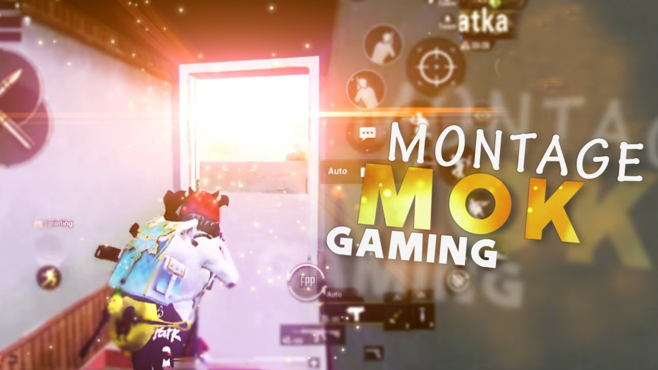 MOK's Power Digests Your Existence | MONTAGE 60FPS | PUBG MOBILE