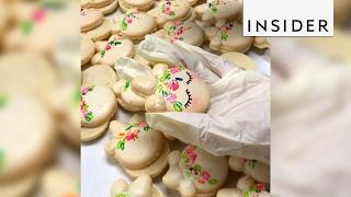 A bakery in Georgia makes magical unicorn mac...