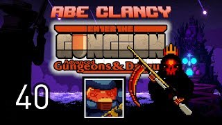 AbeClancy Streams: Advanced Gungeons and Draguns - 40 - Cursed