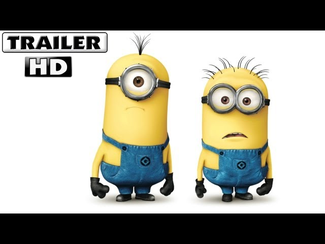 MI VILLANO FAVORITO 2 Trailer Latino (2013) Videos De Viajes