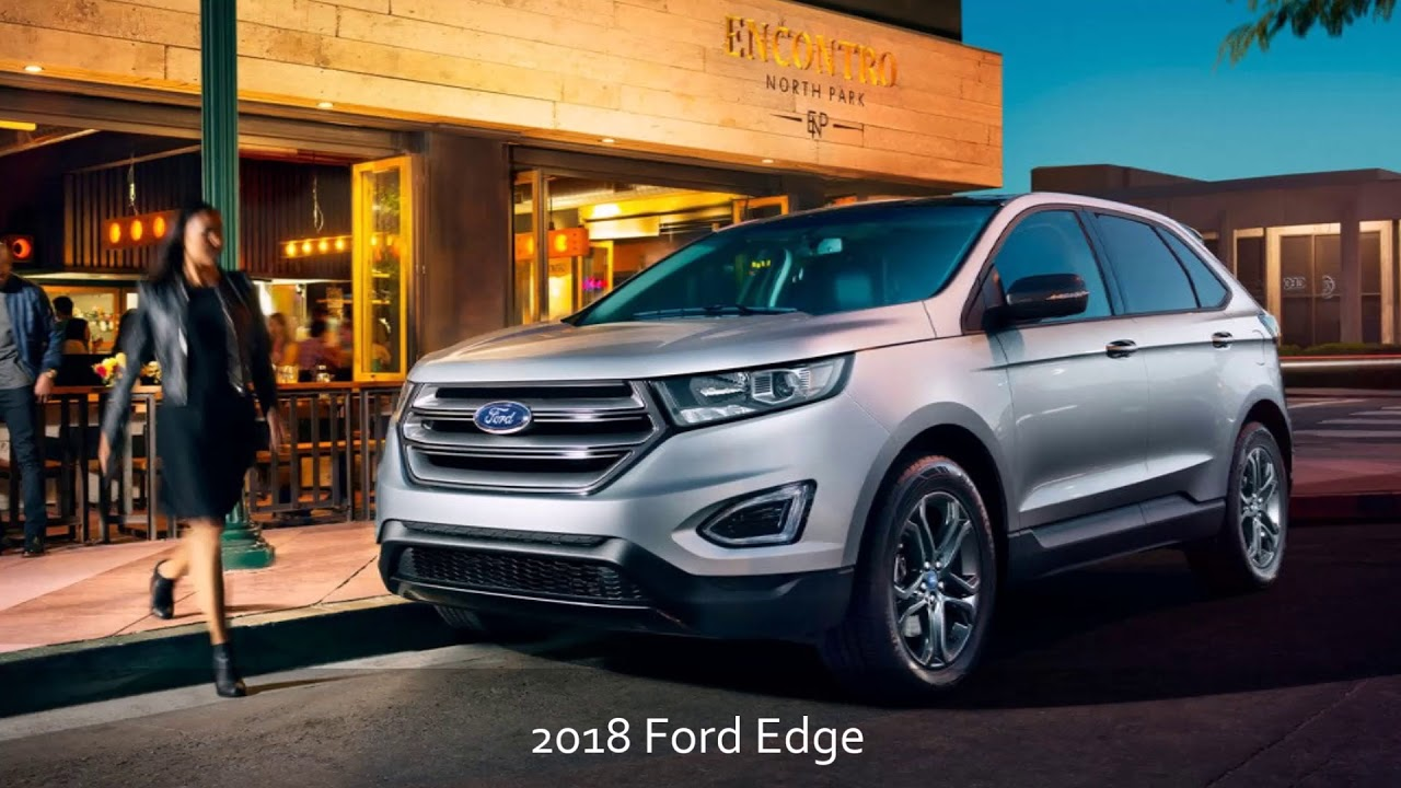 Phil Fitts Ford >> 2018 Ford Edge At Phil Fitts Ford Serving Pittsburgh Pa And Youngstown Oh