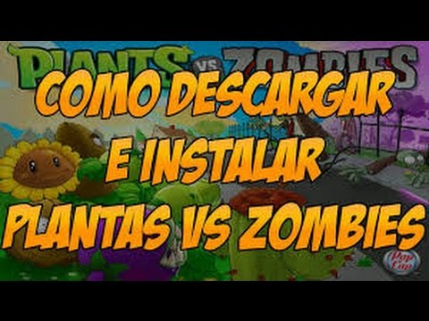 Descargar Plantas Vs Zombie Full Para Pc//Ultima Versión//[1 Link]//[2019]_[MEGA]_[MEDIAFIRE]