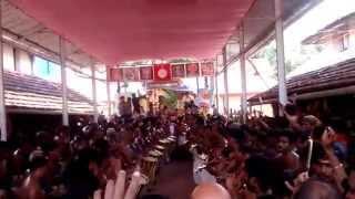 Kodunthirapully Durgashtami 2015 - Panchari melam by Peruvanam Kuttan Marar & Team