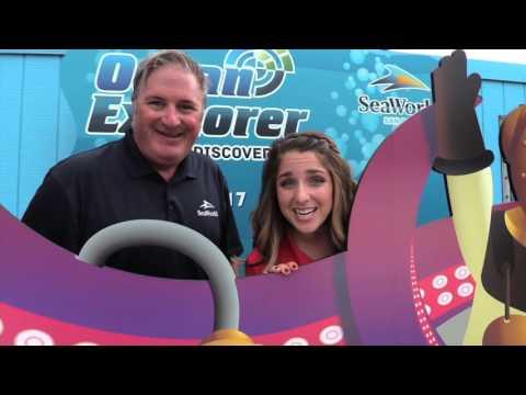 Meet The Deep Webisode 2: Ocean Explorer Sneak Peek!   SeaWorld San Diego