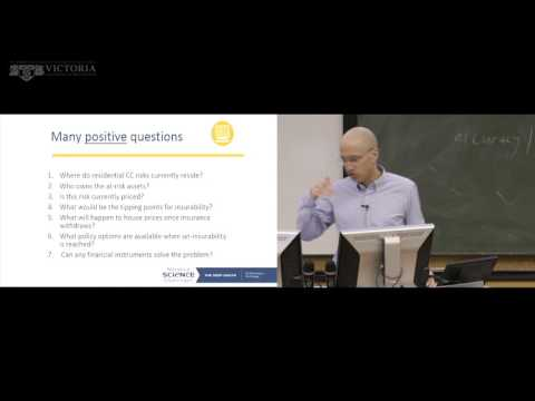 Spotlight Lecture Series - Paying for climate change