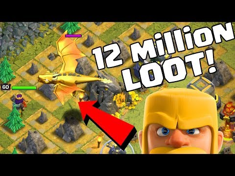 TAKING ON The DRAGON'S LAIR!  New Goblin Maps #21-25 | Clash Of Clans