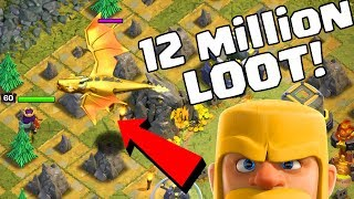 TAKING ON the DRAGON\'S LAIR!  New Goblin Maps #21-25 | Clash of Clans
