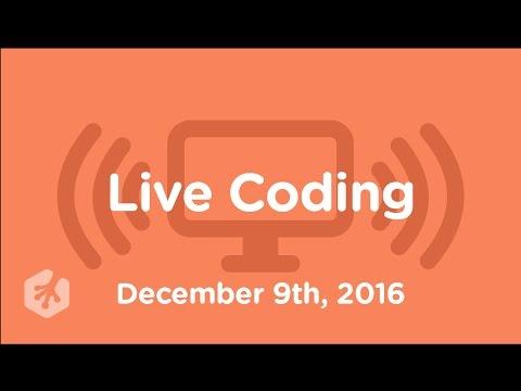 Treehouse LiveCoding: Scrapy