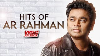 Best Of A R RAHMAN (Video Jukebox) Superhit Bollywood Songs | Popular Hindi Songs | 90's Songs