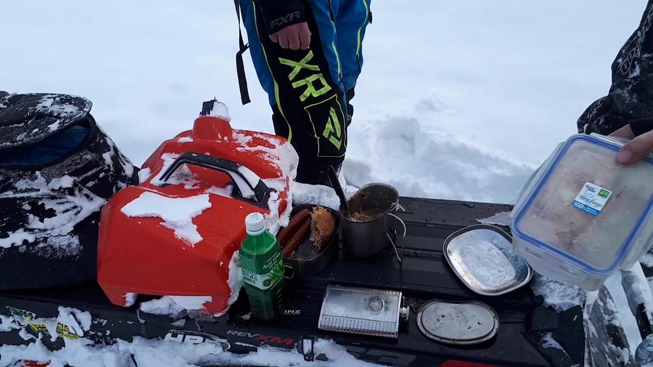 Снегоход Сахалин Апасный бокс ремонт снегохода