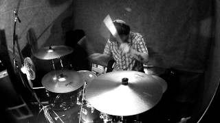 Rollins Band - Stop Look And Listen - Cover by Crown ( drummer of Brem Stoker, acloneofmyown )