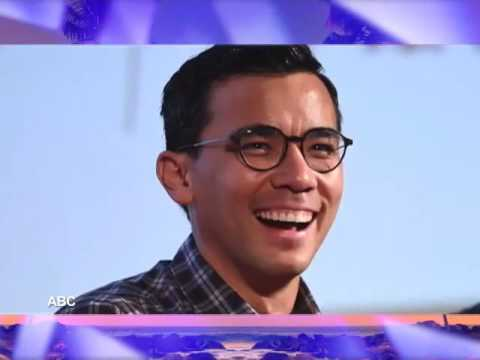 "Conrad Ricamora offers support on ""National Coming Out Day"""