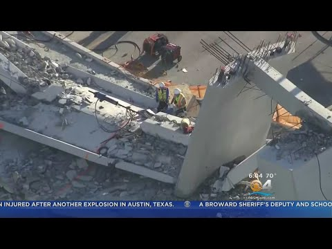 Moment Of Silence Monday To Remember FIU Bridge Collapse Victims