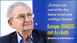 Europa : DIALOG mit Ari Rath