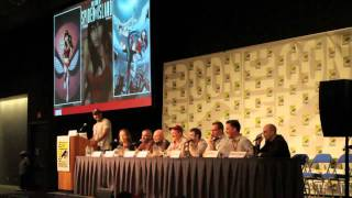 SDCC 2011: Amazing Spider-Man and his Avenging Friends Panel