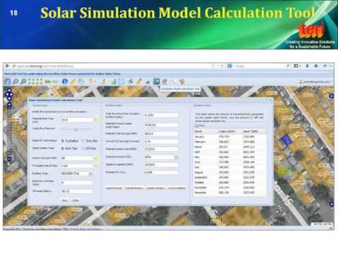 Webinar on Rooftop Solar Web-GIS Tool for Indian Cities