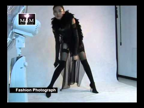 Fashion Photography Shooting in MONGOLIA N.GALBADRAL TM television M&M broadcast