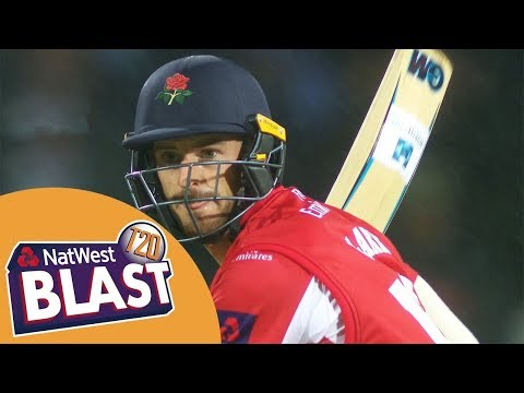 Lancashire Lightning take on fierce rivals Yorkshire Vikings in the NatWest T20 Blast 2017