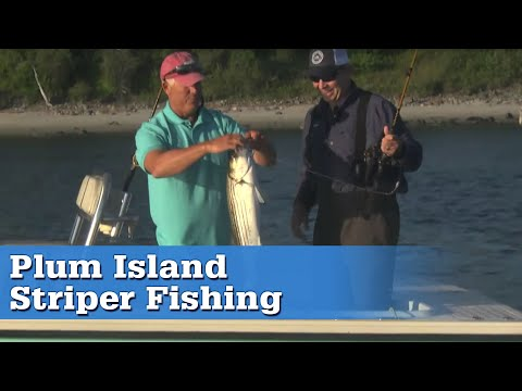 On The Water TV Plum Island Stripers S13 Ep 2
