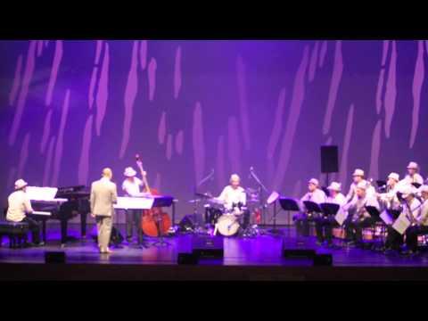 Atlántico Big Band En El Teatro Mayor, Sonho (BIS), Director Guillermo Carbó
