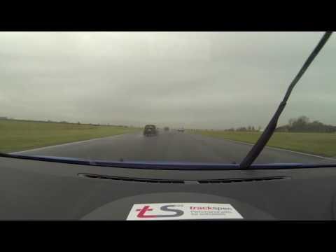 Trackspec Clio 197 at Bedford Autodrome Track Day session 2 141116