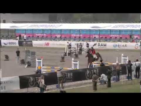 Modern Pentalthon World Cup Series #3 Chengdu Riding Women Final