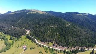 Kastamonu Küre İkizciler Köyü Drone ile Havadan Çekimi
