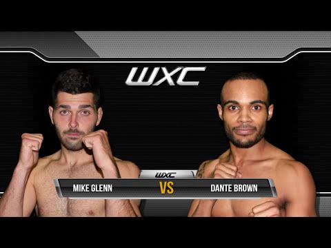 WXC 65 Mike Glenn Vs Dante Brown 155 Belt