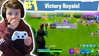 Video PLAYING FORTNITE WITH FANS! download MP3, 3GP, MP4, WEBM, AVI, FLV September 2018