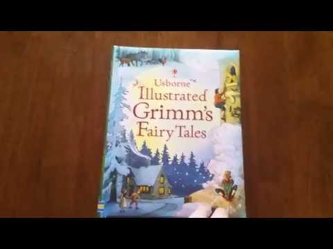 Illustrated Grimm's Fairy Tales - Usborne Books and More