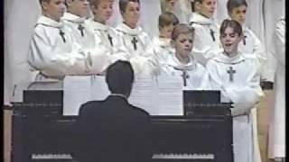 """Escolanía de Montserrat """"Meow Song"""""""