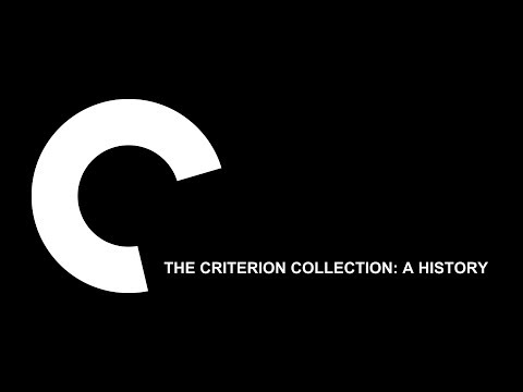 The Criterion Collection: A History