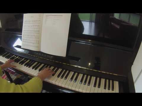 ABRSM piano 20172018 grade 3 Attitude by Nicholas Scott Burt