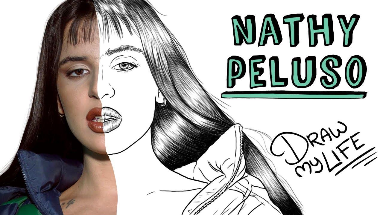 NATHY PELUSO | Draw My Life