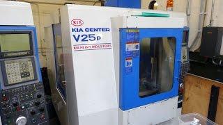 KIA V25P VMC