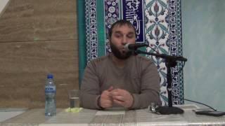 ''Муракабе - Самоконтрола'' - част 1- Мухаммед Камбер.