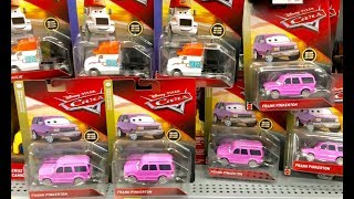 Disney Cars Toy Hunt With FLU - SPECIAL MESSAGE - Halloween Hot Wheels Fun - Unboxing Minecraft Toys